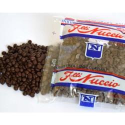 Goccine di cioccolato fondente