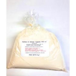 farina di grano 0