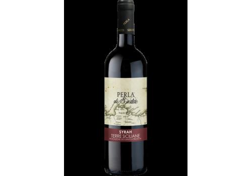 Vino Syrah - Perla di Sicilia