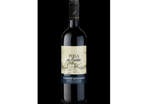 Vino Cabernet Sauvignon - Perla di Sicilia